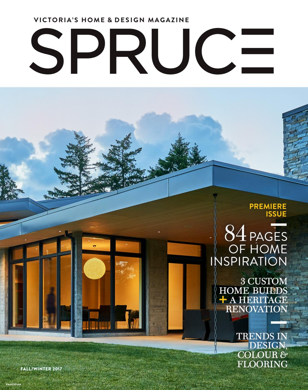 Spruce magzine by page one publishing issuu