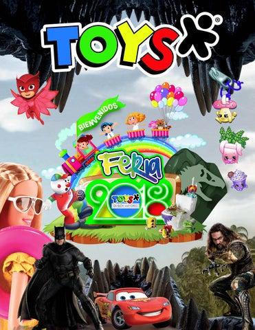 Jugueteria Toys - Catalogo 2018 by Jugueterias Toys - issuu fd1d44d73c4