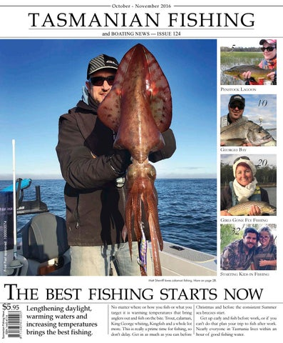 136028c2bee Tasmanian Fishing and Boating News Issue 124 2016 October by Stevens ...