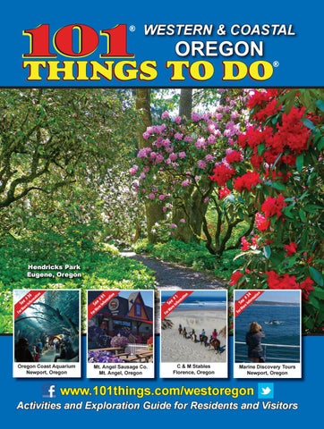101 Things To Do in Western   Coastal Oregon by 101 Things To Do ... 84210fecc840