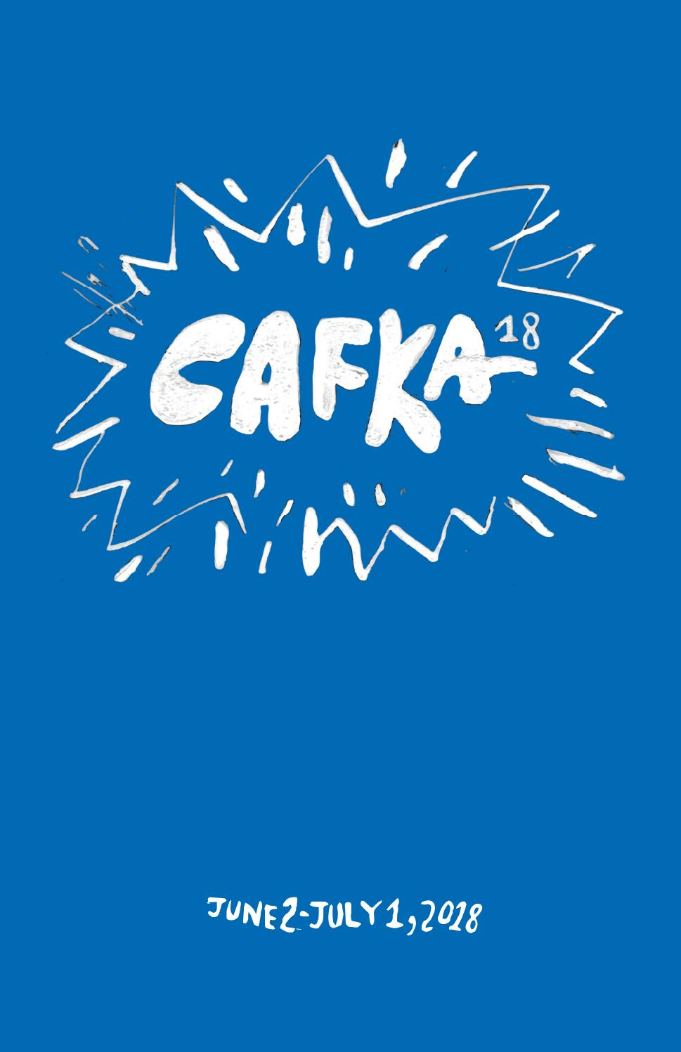 CAFKA.18 biennial Guide by Contemporary Art Forum Kitchener and Area ...