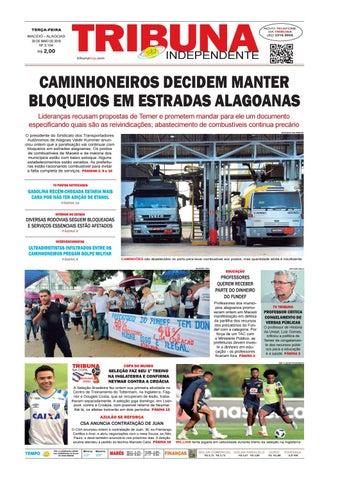Edição número 3154 - 29 de maio de 2018 by Tribuna Hoje - issuu 8d24cca1a5c18