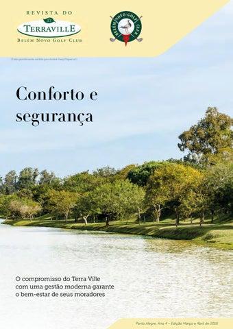 e06ba82ab26 Revista Terra Ville Belém Novo Golf Club - março abril 2018 by BNGC ...
