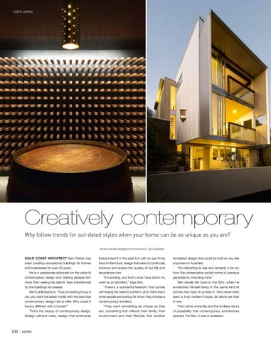 5bae25de46 The Cove Magazine by The Cove Magazine - issuu