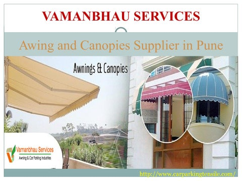 Car Parking Tensile In Pune Awnings In Pune Vamanbhau Services
