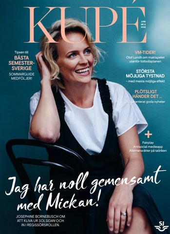Kupé nr 06 2018 by Klintberg Niléhn - issuu a503f4f942984