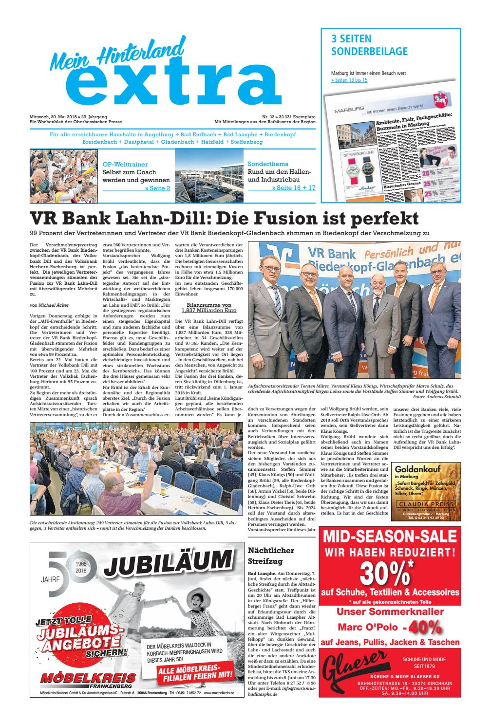 Mein hinterland extra et 30 05 2018 by Petra Fischer - issuu e09802fa8d