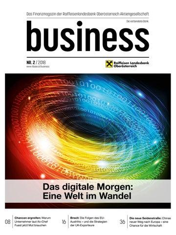 Business Das Finanzmagazin Der Raiffeisenlandesbank Oö By