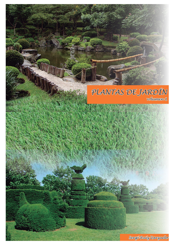 Plantas de Jardín by Sergi Ruiz - issuu