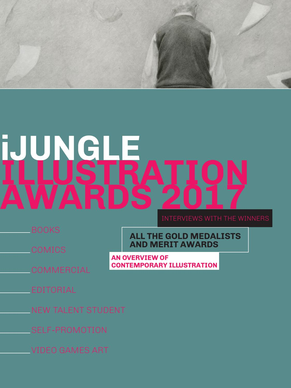 2017 ijungle illustration annual by ijungleawards - issuu
