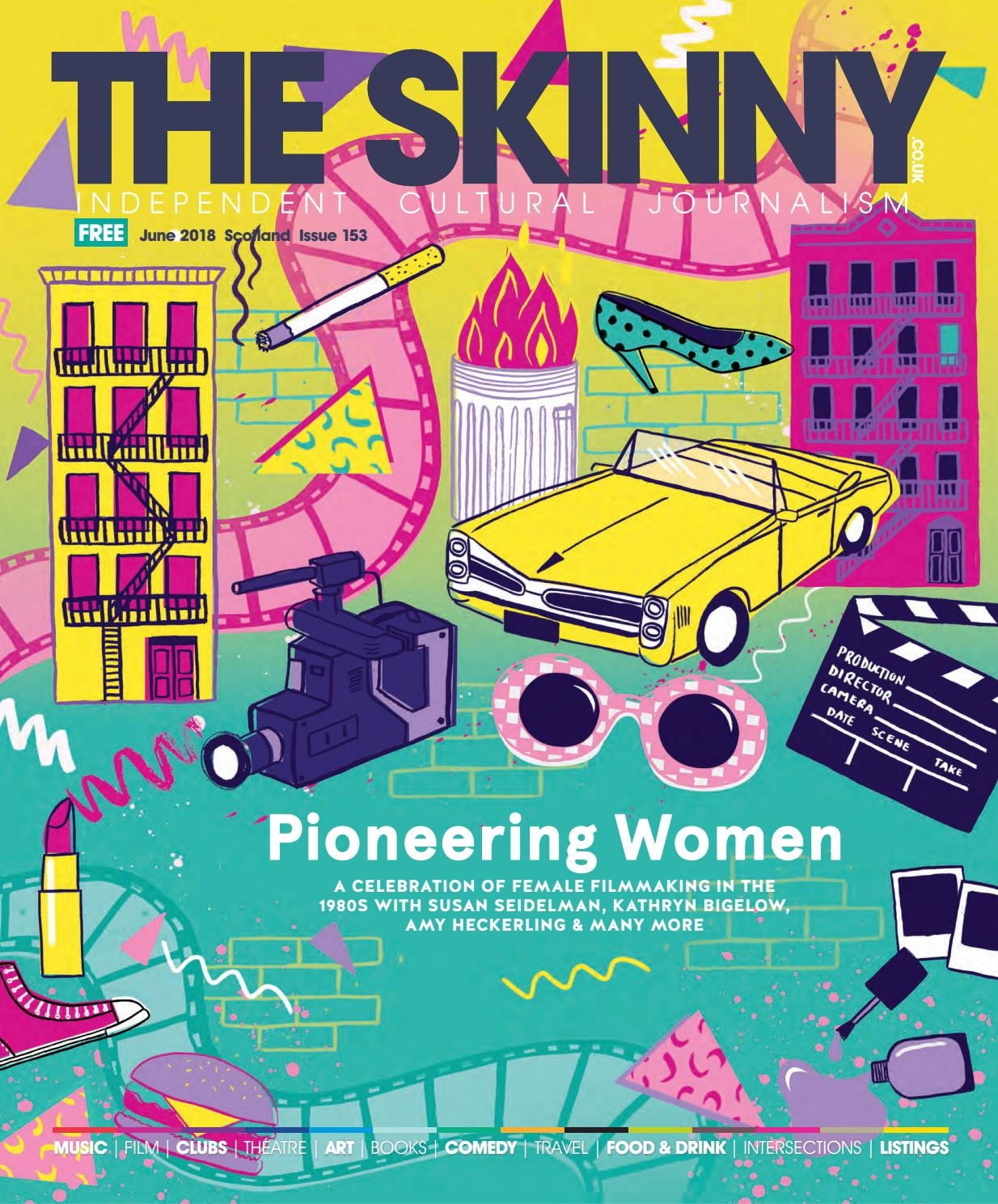d7d7470a4f3 The Skinny June 2018 by The Skinny - issuu