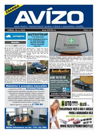 AVÍZO č. 22 2015 by AVÍZO - issuu 89d38f98f5