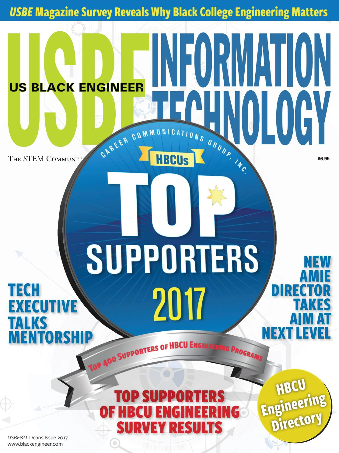 Us Black Engineer It Volume 41 Issue 2 By Ccgmag Issuu Circuitlab Heart Rate Monitor