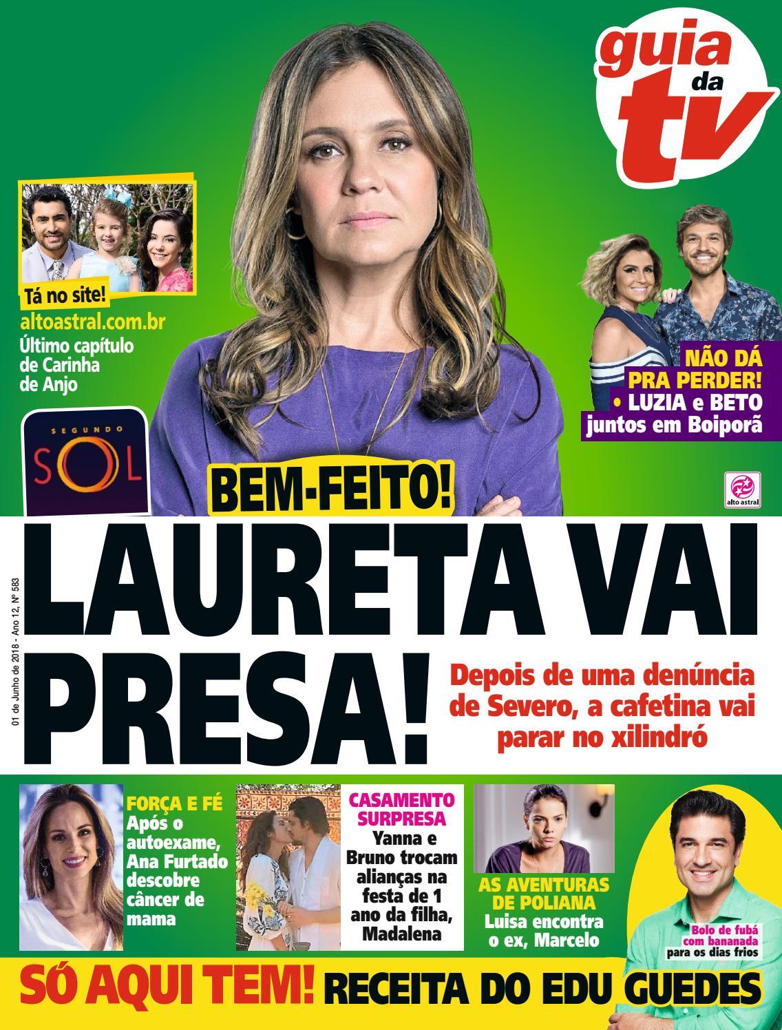 57b29ef0f02 Revista GUIA DA TV 583 by Alto Astral - issuu