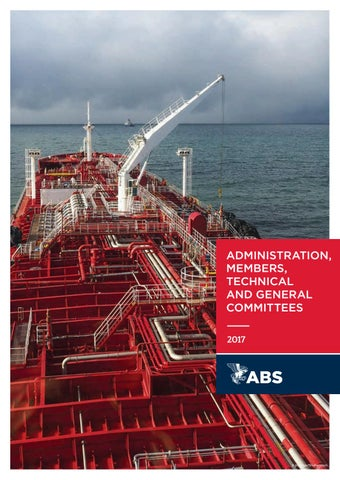 Abs Members Book 2017 by American Bureau of Shipping (ABS) - issuu