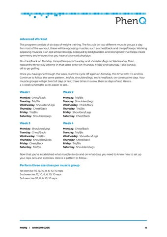 Entrenamiento Turbulento PDF, Libro de Craig Ballantyne   Programa Completo