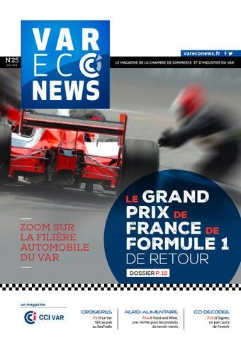 Var Eco News n°25 by CCI du Var - issuu f9da36c0f8af