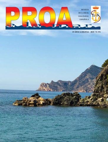 Proa a la mar 174 by Real Liga Naval Española - issuu 6afe00c06e6e6