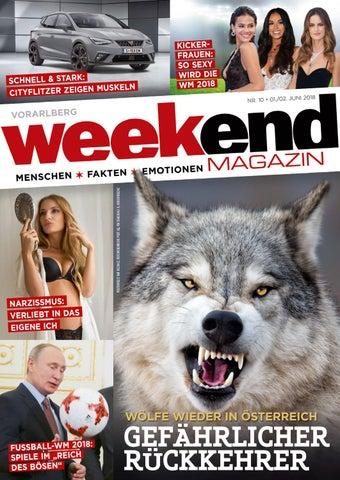 Weekend Magazin Vorarlberg 2018 KW 22 By Weekend Magazin Vorarlberg ...