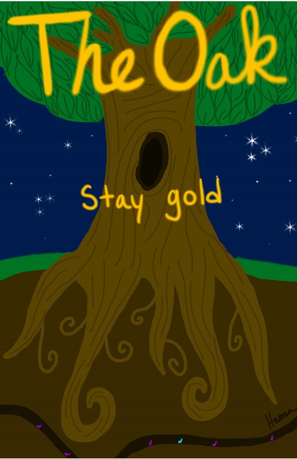 2018 LFCDS Literary Magazine The Oak: Stay Gold