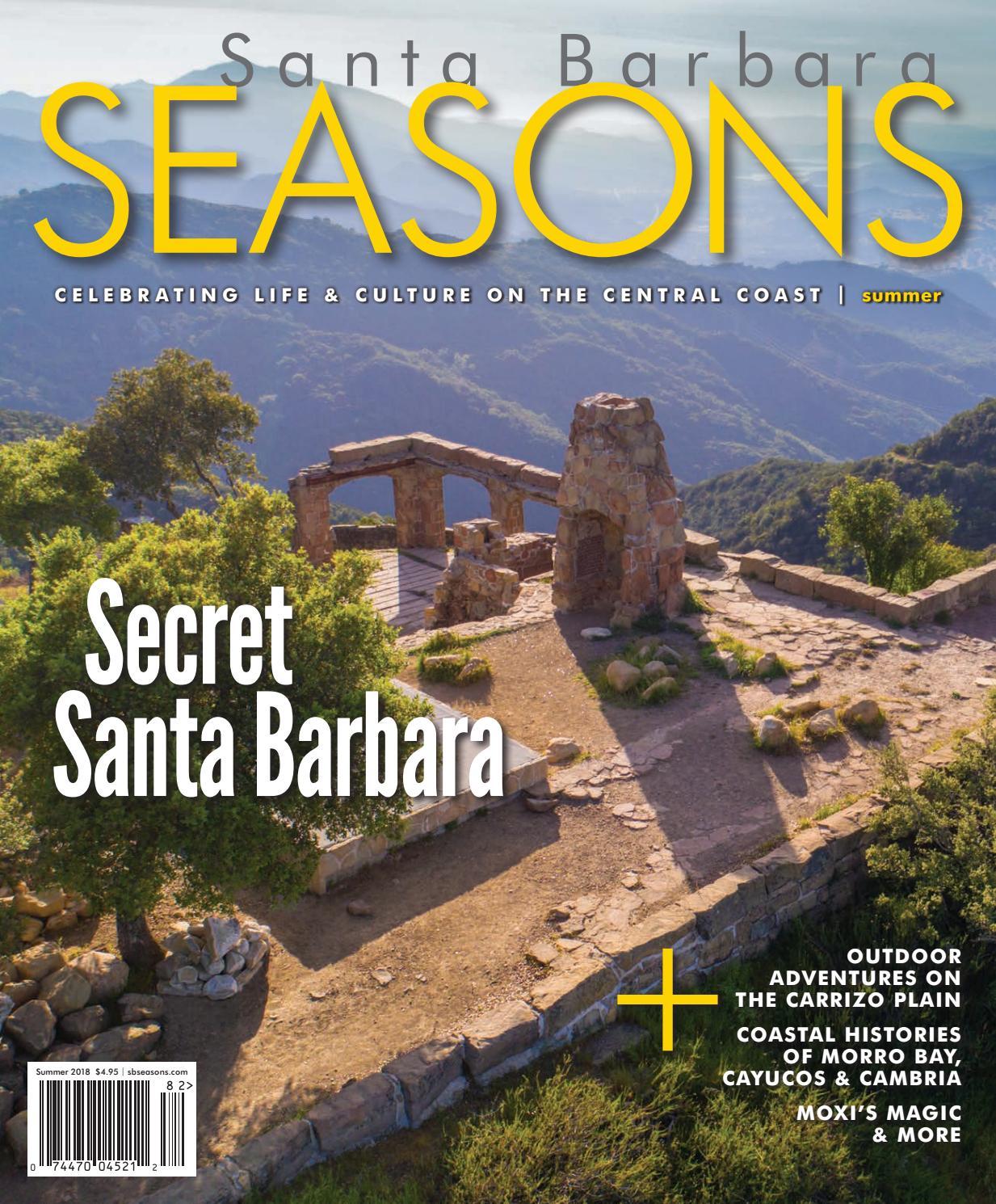 ac07105861c Santa Barbara Seasons Magazine Summer 2018 by sbseasons - issuu