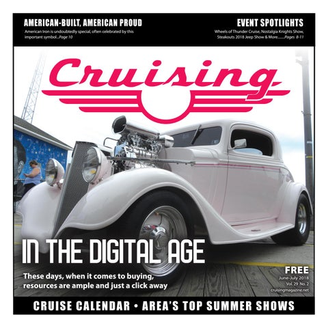 Cruising Magazine June-July 2018 by outandabout - issuu