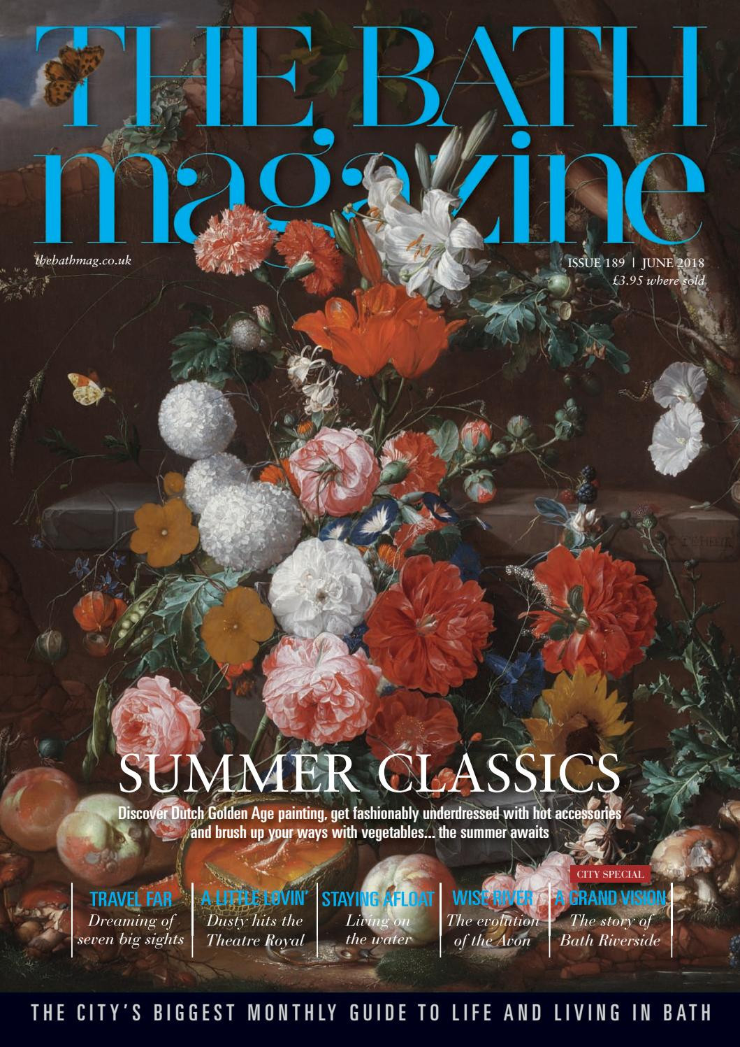 c53f4761db3 The Bath Magazine June 2018 by MC Publishing Limited - issuu