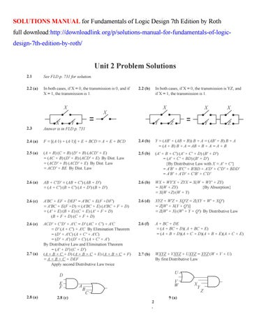 Solutions Manual For Fundamentals Of Logic Design 7th Edition By Roth By Cruz222 Issuu,Jeans Back Pocket Design Paint