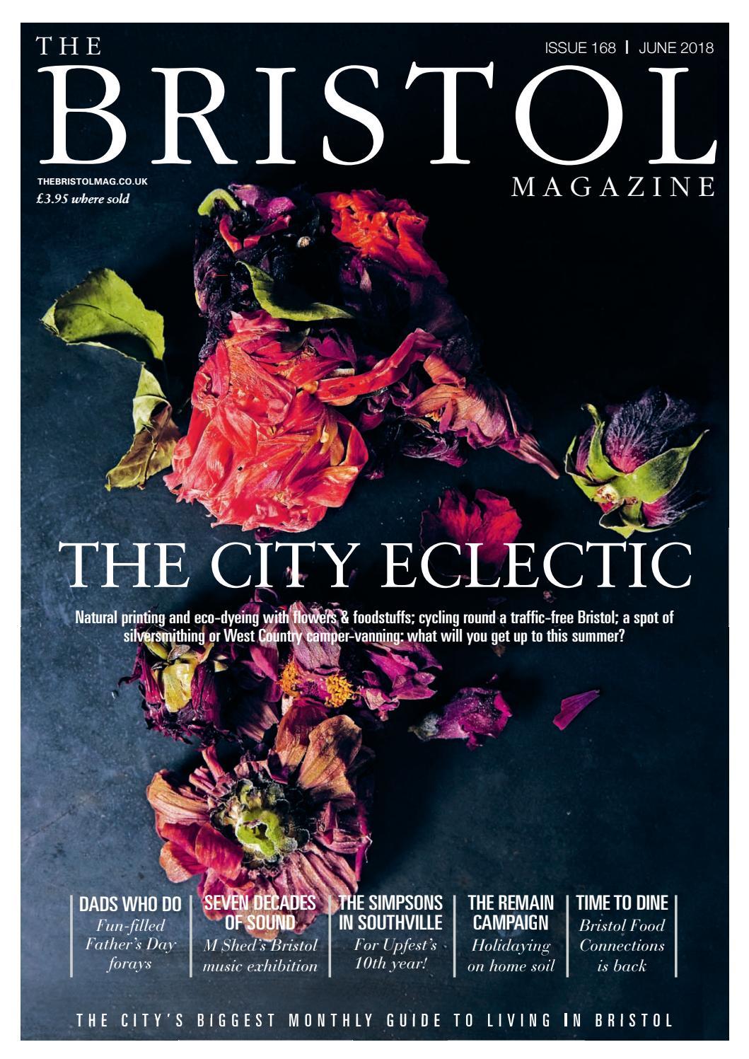 2f267403ab6a The Bristol Magazine June 18 by MC Publishing Limited - issuu