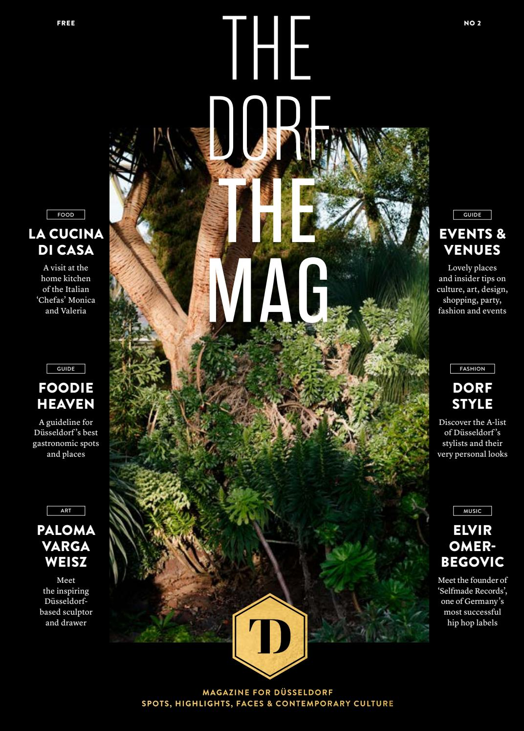 d5ee576f2a59 THE DORF • THE MAG No. 2 by THE DORF - issuu