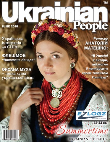 Ukrainian People June 2018 by Vadim Kucherak - issuu 0d2c3910d63a4