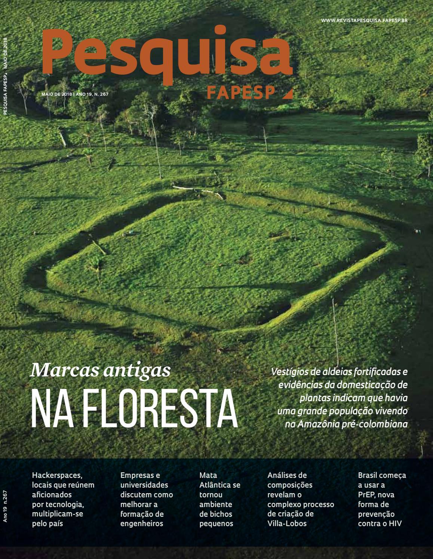 aaa80b2624b5f Marcas antigas na floresta by Pesquisa Fapesp - issuu