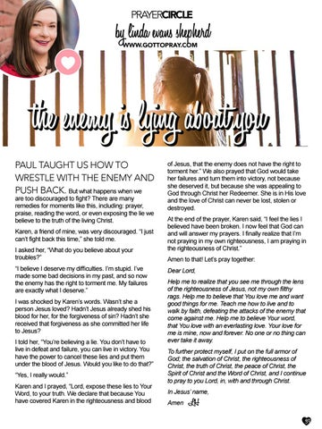 Page 39 of The Enemy is Lying About You