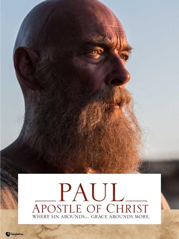 Page 46 of Paul Apostle of Christ by Emily Walton & Tom Young