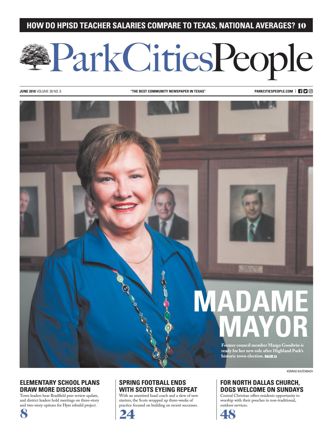 2cfd07d701 Park Cities People June 2018 by People Newspapers - issuu