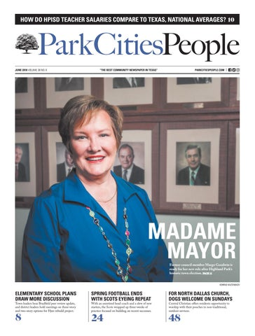 Park Cities People June 2018 by People Newspapers - issuu