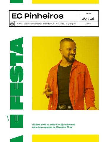 761fdd19564 Revista nº 242 - junho de 2018 by Esporte Clube Pinheiros - issuu