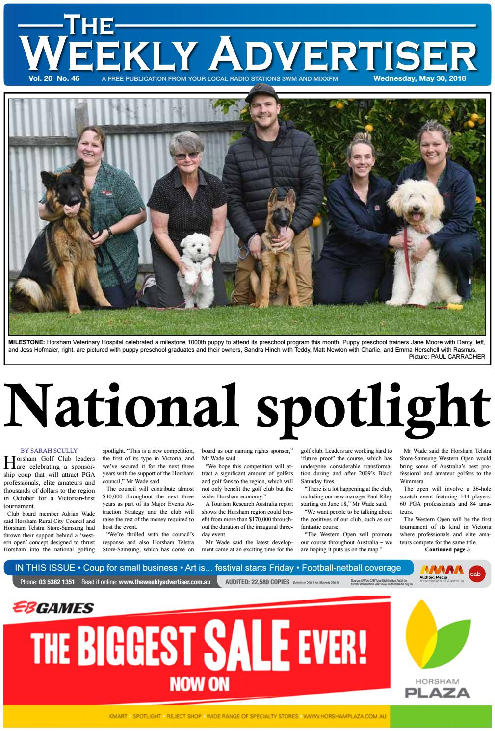 e056c9bfaff The Weekly Advertiser - Wednesday