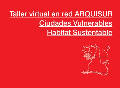 Taller Virtual En Red Arquisur By Arquisur Issuu