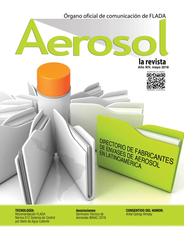 Mayo 2018 • Año XIV • AEROSOL la revista by AEROSOL la revista - issuu