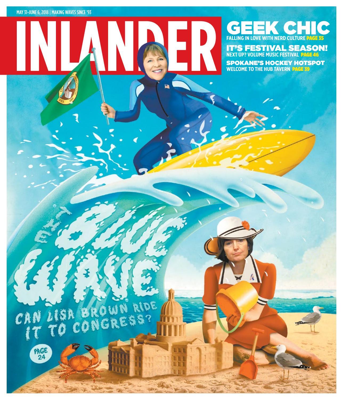 Inlander 05/31/2018 by The Inlander - issuu