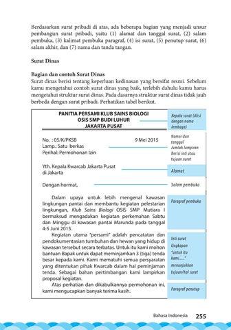 Kelas 07 Smp Bahasa Indonesia Siswa 2017 By Gallery Azzam Issuu