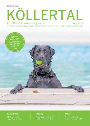 Gemeindemagazin Köllertal 01|2018 by Saarbrücker VerlagsService GmbH ...