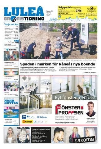 Luleå Gratistidning by Svenska Civildatalogerna AB - issuu ba4426ea3e0d5