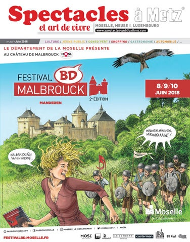 Spectacles Publications Metz n°301   Juin 2018 by SPECTACLES ... 6c2f24c22b23
