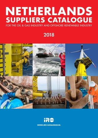 Iro Netherlands Suppliers Catalogue 2018 By Pedemex Bv Issuu
