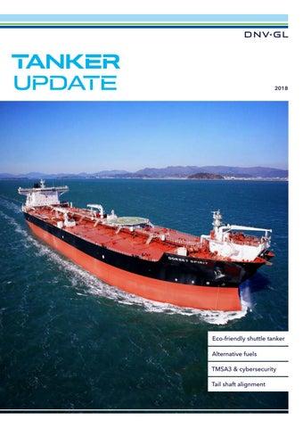 DNV GL Tanker Update 2018 by DNV GL - issuu