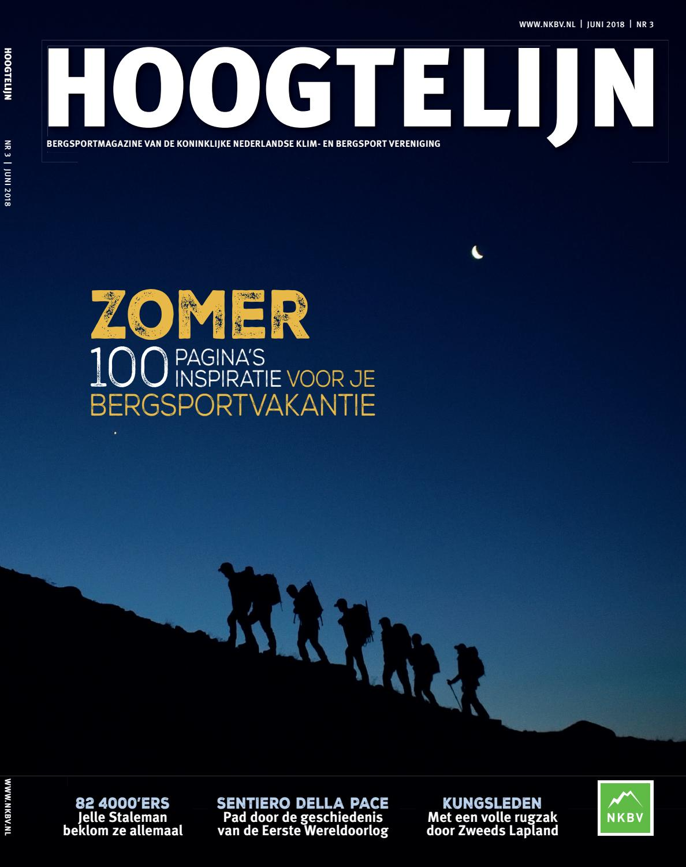 c74a4965ffa Hoogtelijn 3/2018 by Koninklijke NKBV - issuu