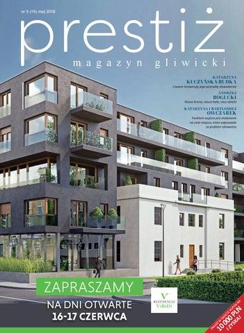 c5be510069272 Prestiż | magazyn gliwicki | maj nr 5(15)2018 by Prestiż Magazyn ...