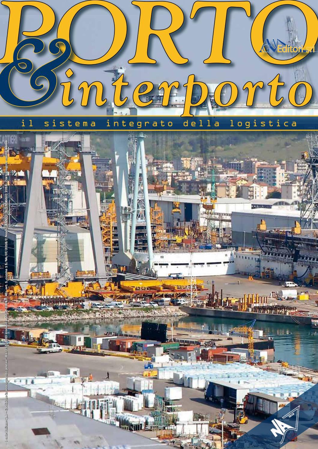 5maggio2018xsito by portoeinterporto issuu